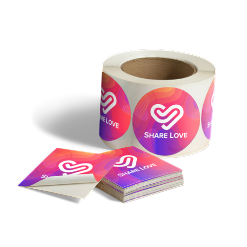 Sticker Printing - Premium Custom Stickers and more