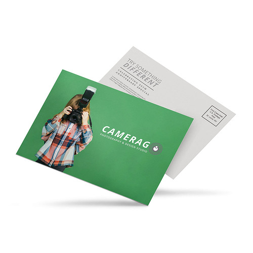 Custom Postcard Printing and Mailing - Discounted Prices