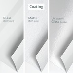 Pocket Folder Coating