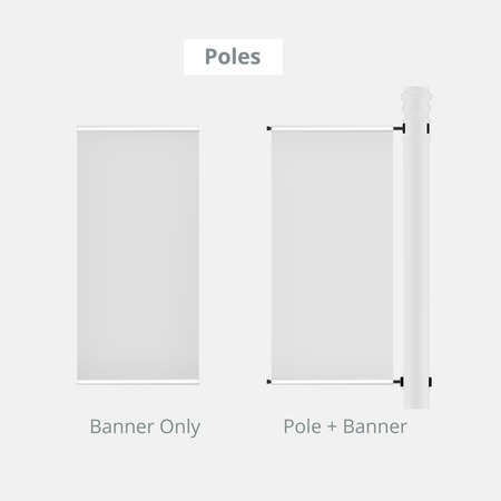 Pole Banner Option