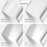 Greeting Card Coatings
