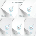 Greeting Card Stocks