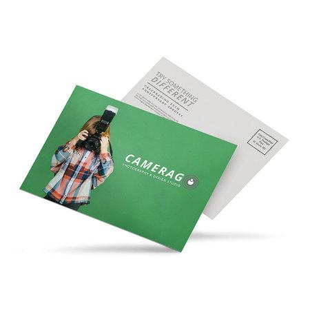 Velvet Postcards