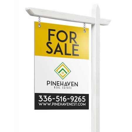 Real Estate Sign Printing
