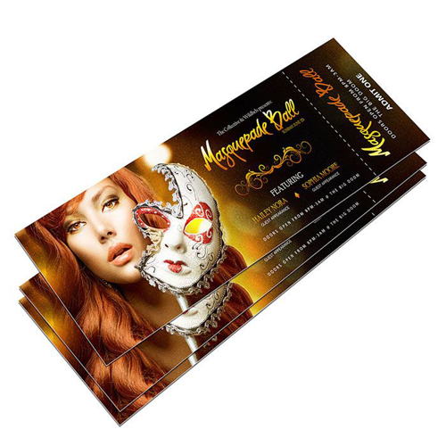 Custom Event Ticket Printing | 48HourPrint.com