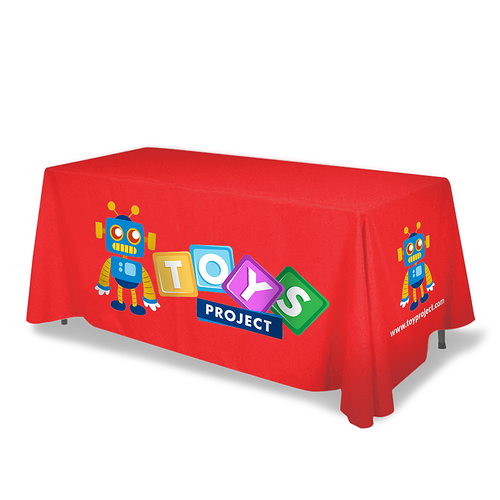 Printed Tablecloths Custom Table Covers 48hourprint