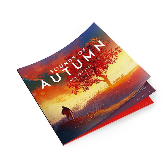 CD Booklet Printing | 48HourPrint com