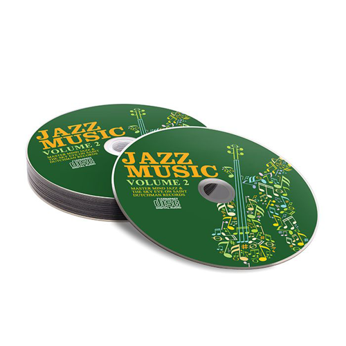CD Printing - CD Covers and Sleeves | 48HourPrint com